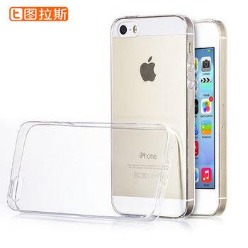 TORRAS Apple iPhone 5s/5 圖拉斯 透系列 極薄TPU隱形套 0.6mm 透明保護套 矽膠套 果凍套 晶瑩通透 送保貼