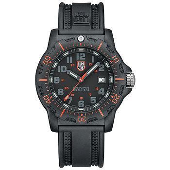 LUMINOX 雷明時 任務系列腕錶-紅/44mm A8815