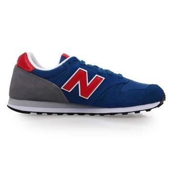 【NEWBALANCE】373系列 男復古慢跑鞋- 路跑 NB N字鞋 寶藍紅