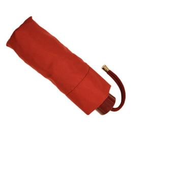 【COACH】時尚經典輕量型晴雨傘/玫瑰紅