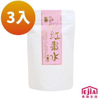 【纖Q好手藝】紅棗枸杞水 (30包/袋)x3袋