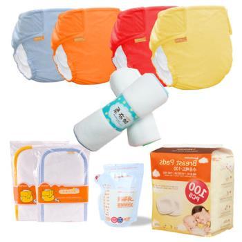 最愛寶寶超值組--COTEX布尿布綜合組+哺乳三件組