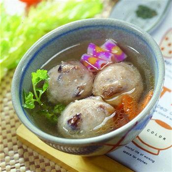海瑞 香菇摃丸(600g/包)