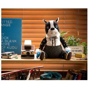 日本 BRUNO 療癒系動物造型互動音響 - 法國鬥牛犬