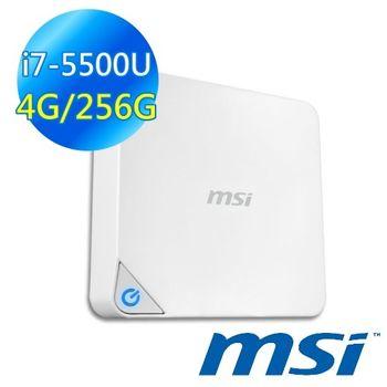 MSI 微星 CUBI-076 I7 迷你SSD電腦