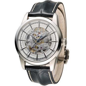 漢米爾頓 Hamilton 永恆經典鏤空腕錶 H40655751