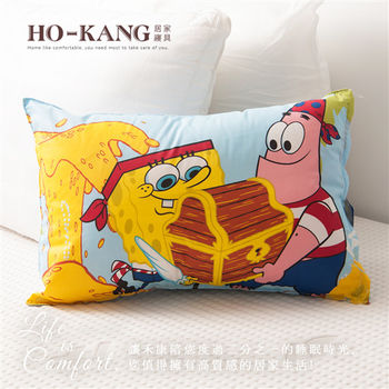 HO KANG 兒童小枕-海綿寶藏
