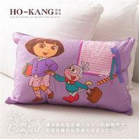 HO KANG 兒童小枕 ^#45 朵拉上學篇