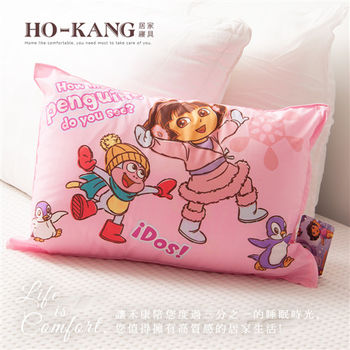 HO KANG 兒童小枕-朵拉歡樂