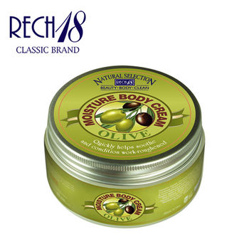 RECH18 野生橄欖美體奶油霜 260ml