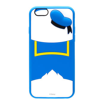 iJacket 迪士尼 iPhone 6/6s 4.7吋 背影系列 立體浮雕軟式保護殼 - 唐老鴨