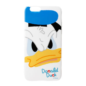 iJacket 迪士尼 iPhone 6/6s 4.7吋 大臉系列 軟式保護殼 - 唐老鴨