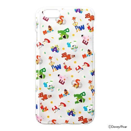 iJacket 迪士尼 iPhone 6/6S Plus 5.5吋 透明塗押系列 硬式保護殼-玩具總動員