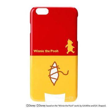 iJacket 迪士尼 iPhone 6/6S Plus 5.5吋 屁屁系列 硬式保護殼- 維尼熊
