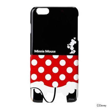 iJacket 迪士尼 iPhone 6/6S Plus 5.5吋 屁屁系列 硬式保護殼- 米妮