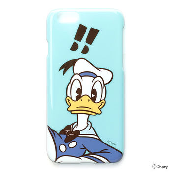 iJacket 迪士尼 iPhone 6/6s 4.7吋 塗鴉系列 硬式保護殼 - 唐老鴨