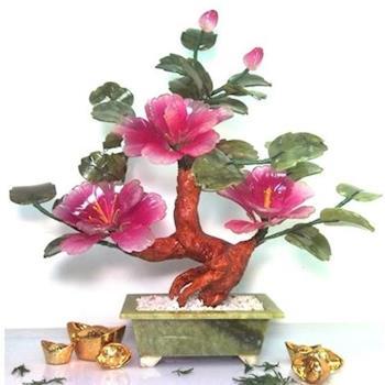 【杉梵】花開富貴招財樹