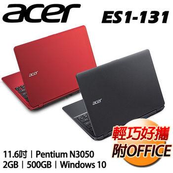 acer宏碁 ES1-131 11.6吋 小筆電