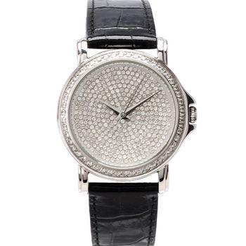 【獨家】JL AN閃亮之星腕錶(時尚白)