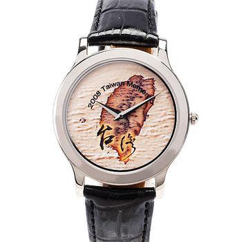 JL 爵儷台灣之美腕錶(黑)