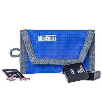 MindShift 曼德士 GoPro 2 電池及記憶卡收納包 MS500(公司貨)