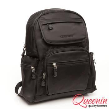 DF Queenin - 台灣製造都會女性多收納式質感手工後背包