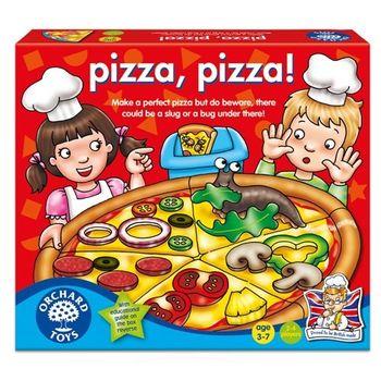 英國Orchard Toys 幼兒桌遊 Pizza Pizza ! Pizza 烹飪比賽