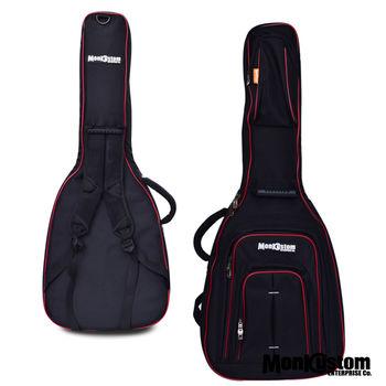 Monkcustom 電吉他 超厚保護設計 防水厚琴袋(EGB-1200WR)