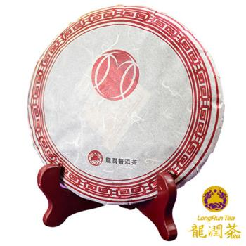 龍潤雙文堂2011普洱茶餅(357克/片)-雙文堂