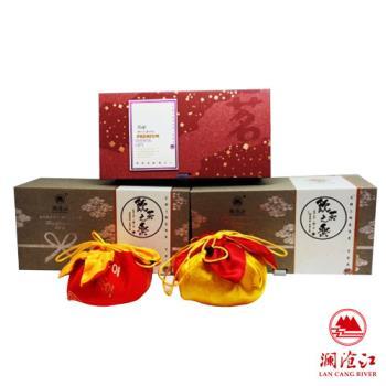 瀾滄江飲茶之樂普洱茶-雙文堂