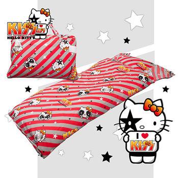 Kiss Hello Kitty 線條篇 兒童睡袋 標準