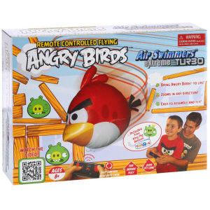 【Angry Birds】遙控憤怒鳥氣球 x1盒