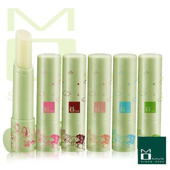 MOMUS  美白潤唇修護素+Plus 3.5 g  九入組(口味任選)