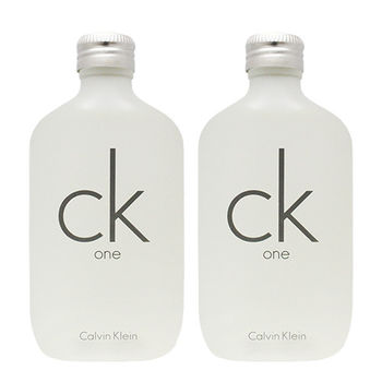 【買一送一】CK one 中性淡香水 200ml