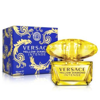 Versace 凡賽斯黃鑽女性淡香精(50ml)-送品牌身體乳