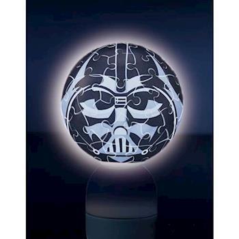 星際大戰 3D球型 發光立體拼圖 小夜燈