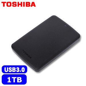 TOSHIBA東芝 A2 Basic 2.5吋 1TB 行動硬碟