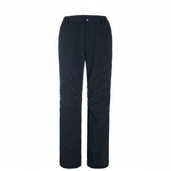 【聖伯納 St.Bonalt】男款-防風防潑水超保暖內刷毛軟殼休閒褲(36142)
