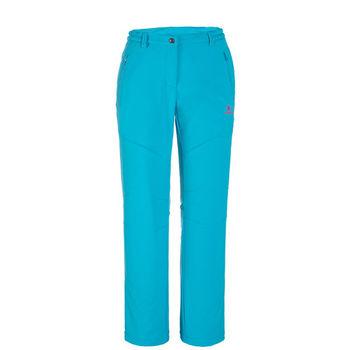 【聖伯納 St.Bonalt】女款-防風防潑水超保暖內刷毛軟殼休閒褲(6144)