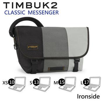 【美國Timbuk2】經典郵差包-Ironside(M)