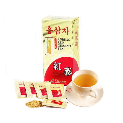 金蔘-6年根韓國高麗紅蔘茶(30包/盒 共5盒)