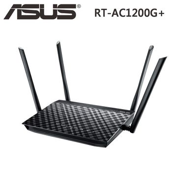 ASUS 華碩 RT-AC1200G Plus 雙頻 Wireless-AC1200 分享器