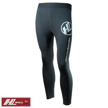 【HILL】+PLUS 台灣製 機能運動緊身內搭褲(A1013)