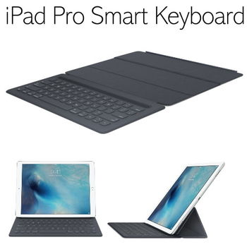 Apple iPad Pro Smart Keyboard 專用鍵盤皮套 - 12.9吋