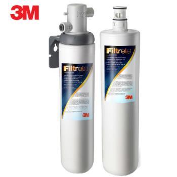 《3M》Filtrete 極淨便捷系列 S004淨水器(3US-S004-5)+F004替換濾芯(3US-F004-5)一支