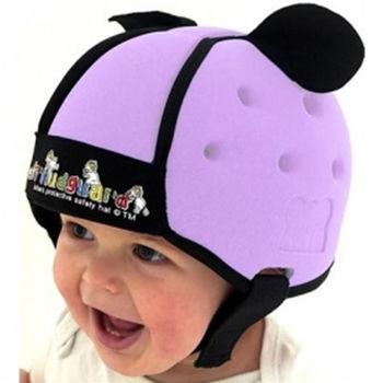 【英國Thudguard】嬰兒學步防撞安全帽-紫丁香(無外盒)