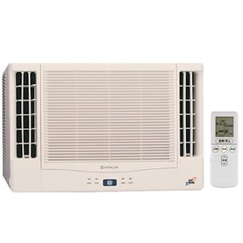 【 HITACHI日立】7-9坪變頻雙吹式窗型冷暖氣RA-50NA