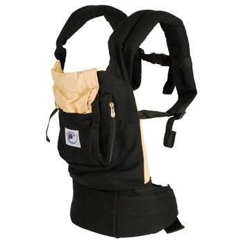 美國ERGObaby爾哥寶寶原創款嬰童背帶-夜幕黑