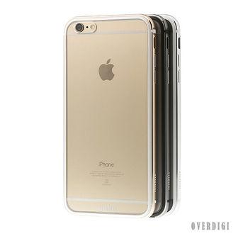 OVERDIGI LimboX iPhone6(S) 金色 雙料鋁合金邊框