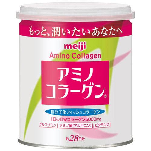 [明治]膠原蛋白粉罐裝28日份(200g/罐)
